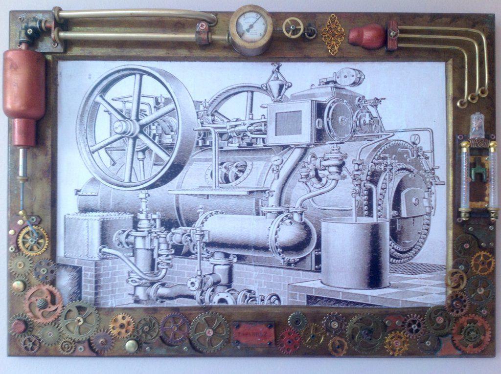 Steampunk Frame by emoshus on DeviantArt