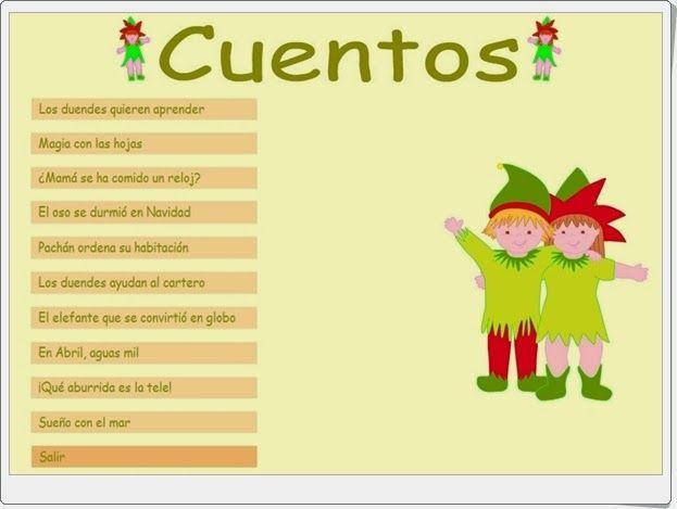 Cuentos Del Proyecto Didáctico Duendes Mágicos Para Educación Infantil De 5 Años De Editorial Algaida En La Web H Duendes Magico Educacion Infantil Cuentos