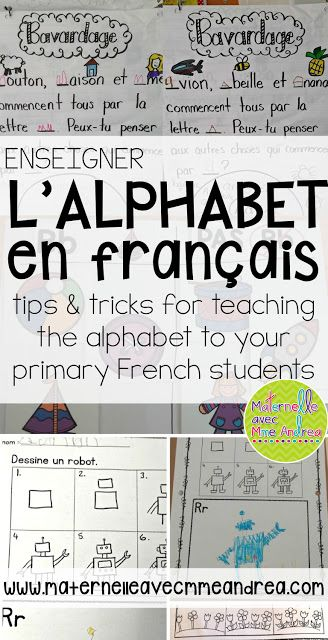 Enseigner l\u0027alphabet en français Teaching the alphabet en français - Dessiner Maison D Gratuit