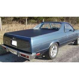El Camino Tonneau Cover Hatch Style 1978 1987 Tonneau Cover