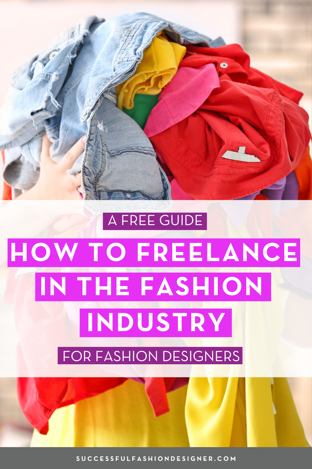 How To Be A Freelance Fashion Designer The Free Ultimate Guide In 2020 Career In Fashion Designing Fashion Design Jobs Fashion Design Portfolio