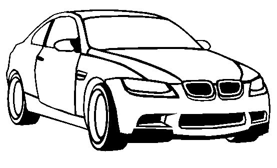 Acura MDX Sport Coloring Page - Acura car coloring pages
