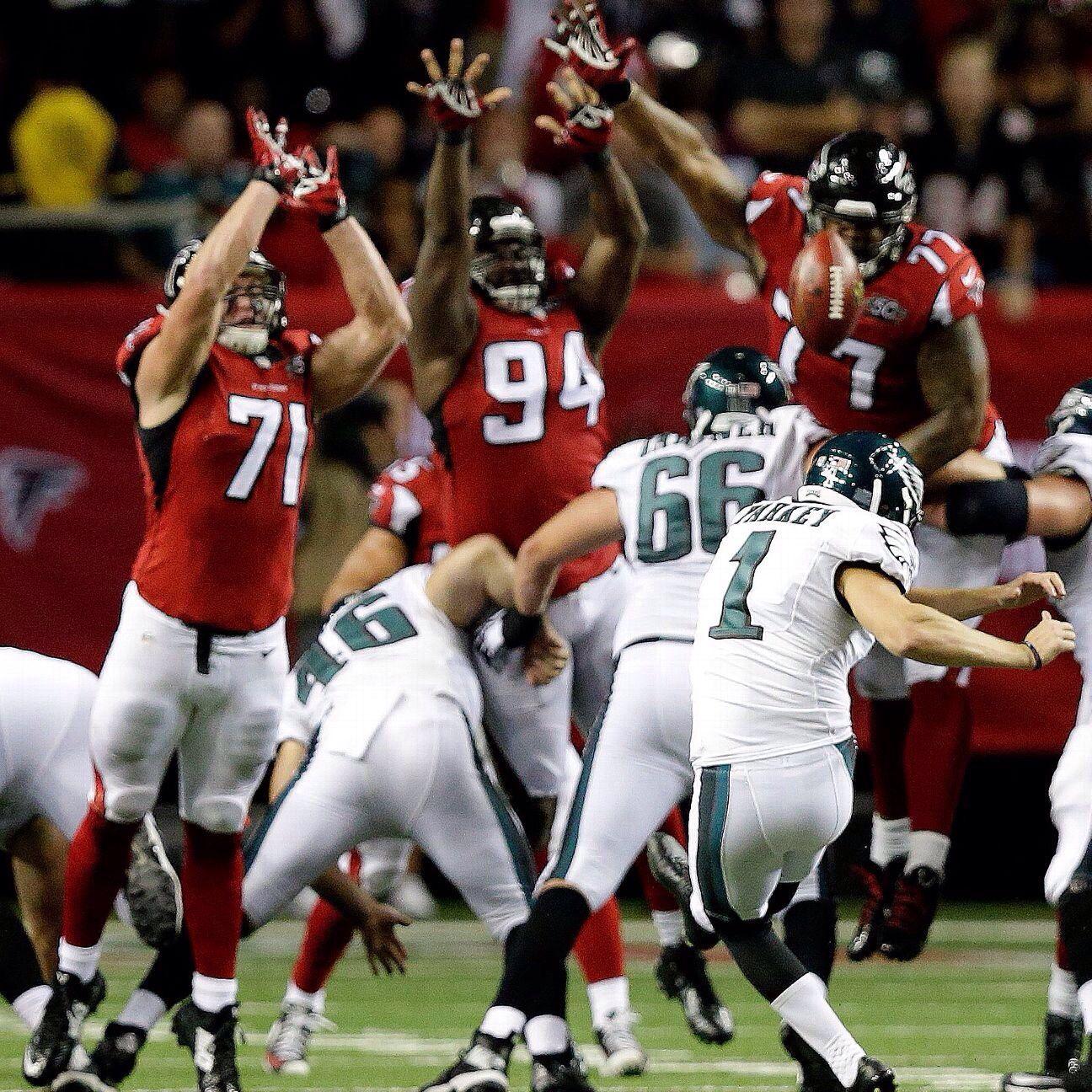 Cody Parkey Eagles Falcons Philadelphia Eagles