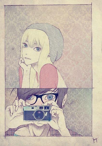 manga portraits