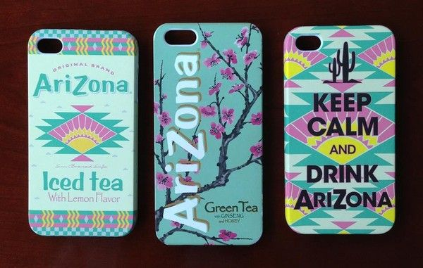 case of arizona tea