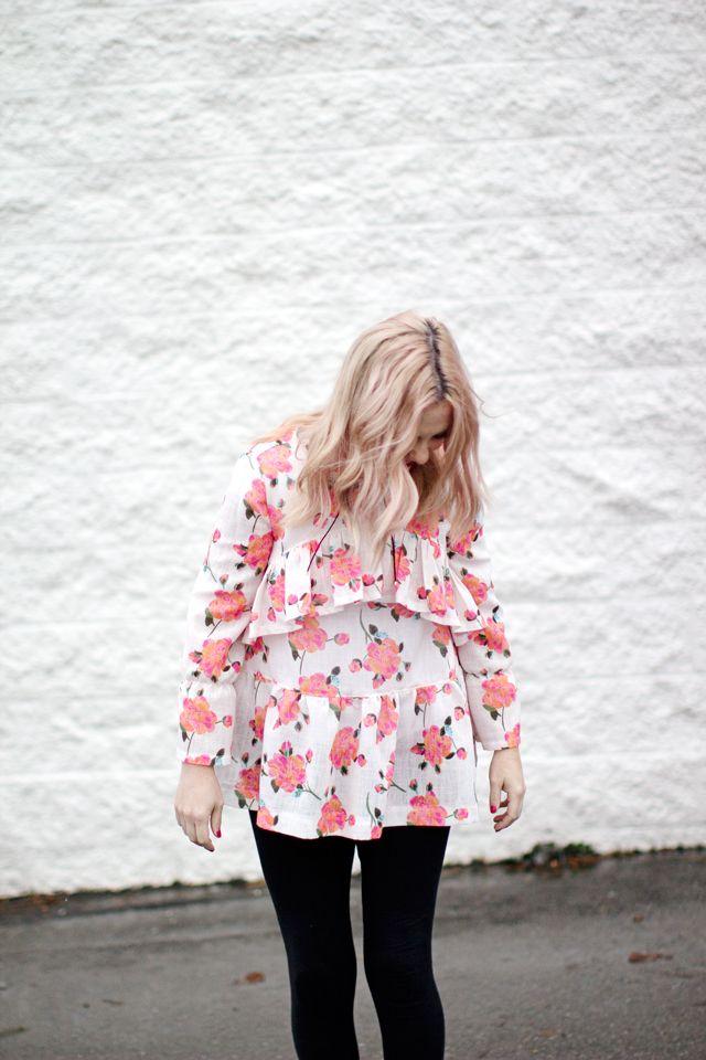 WeaveUp App + FREE women\'s blouse pattern | Clothing patterns, Diy ...