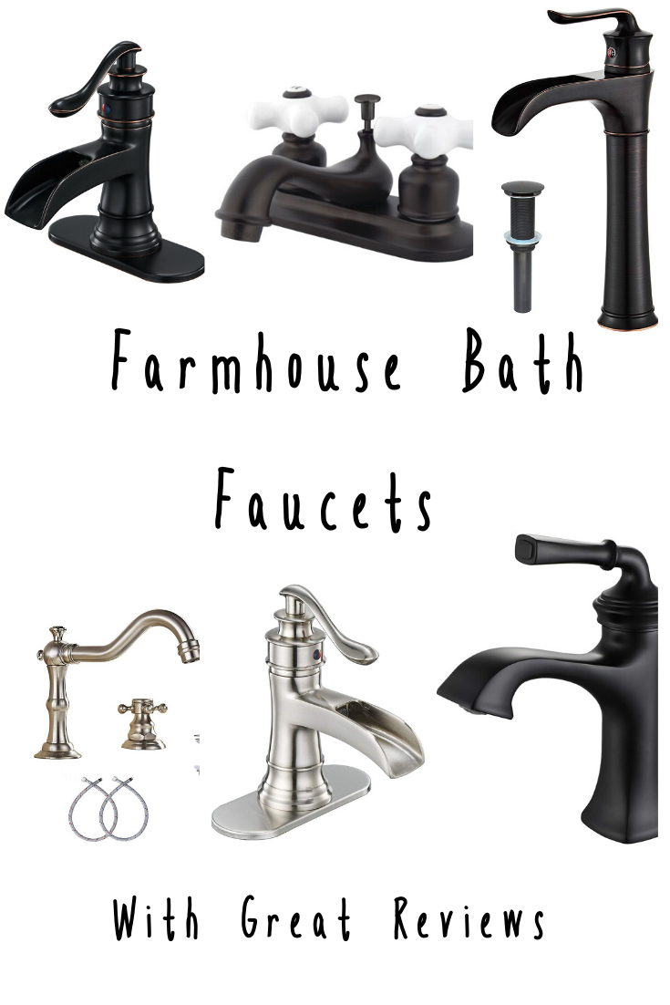 Perfect Farmhouse Bathroom Faucets For A Country Home Bathroom Faucets Farmhouse Farmhouse Faucet Black Faucet Bathroom