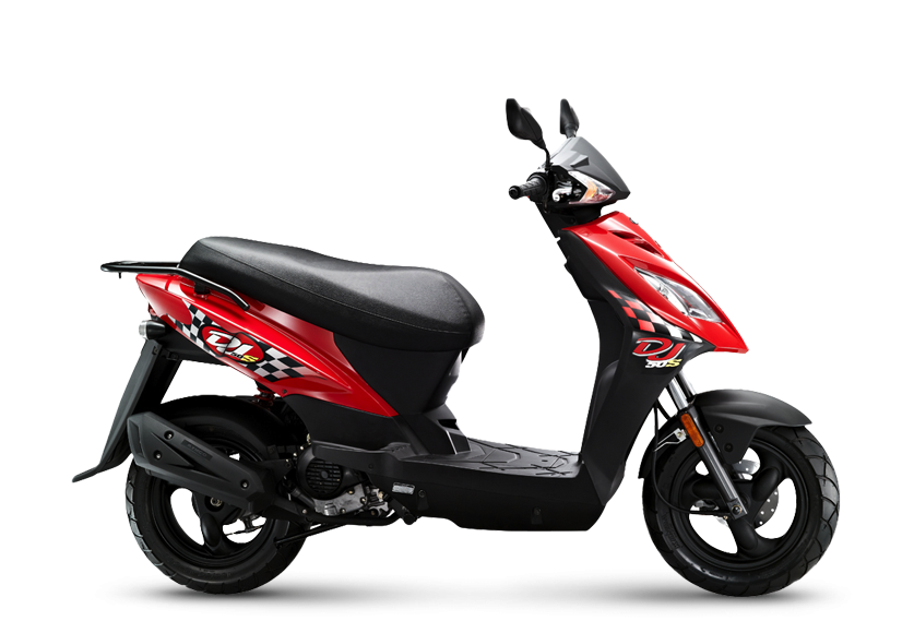 kymco dj 50 s scooter 50cc moped kymco uk scooters. Black Bedroom Furniture Sets. Home Design Ideas