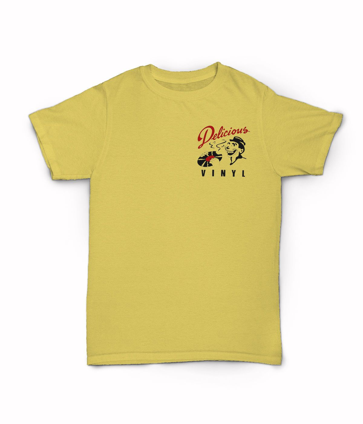 Delicious Vinyl Logo T Shirt Record Label The Pharcyde Independent Hip Hop Record Label Tshirt Logo The Pharcyde