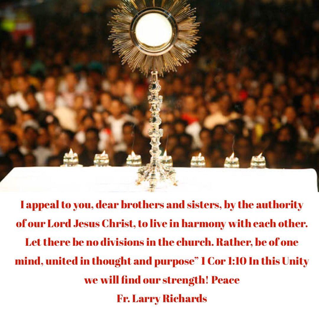 Fr. Larry Richards Catholic girl, Catholic priest, Lord