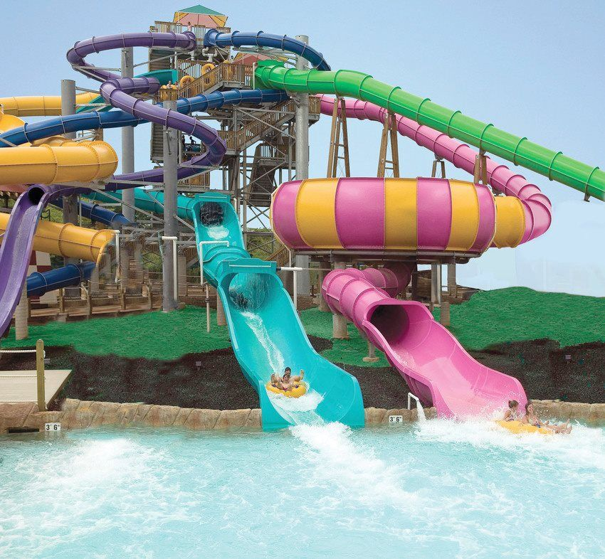 Pin By Don Bradshaw On San Antonio Water Park Rides Water Park Park