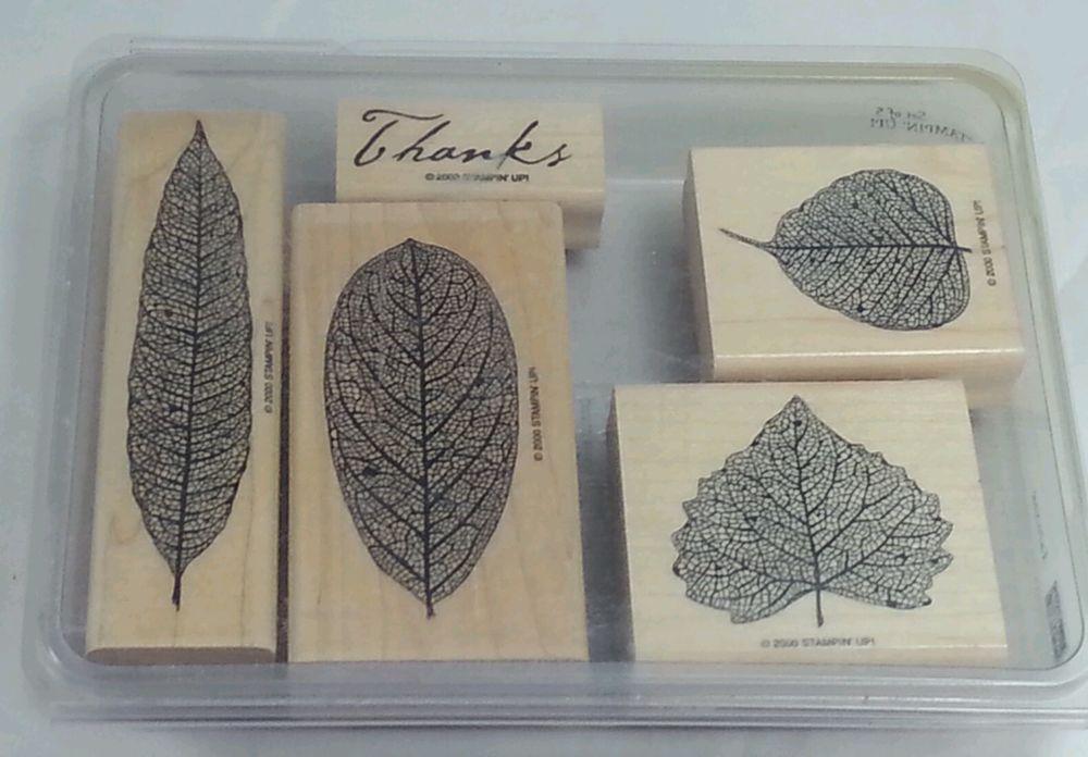 Craft Stamp Of  Skeleton Trees