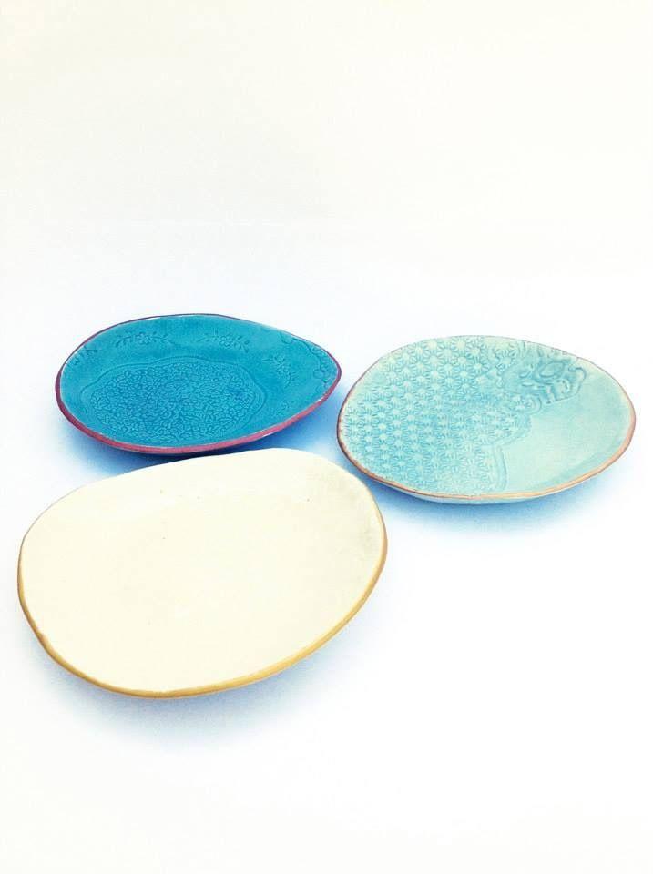 Creado en Chile | Clay, Tableware, Plates