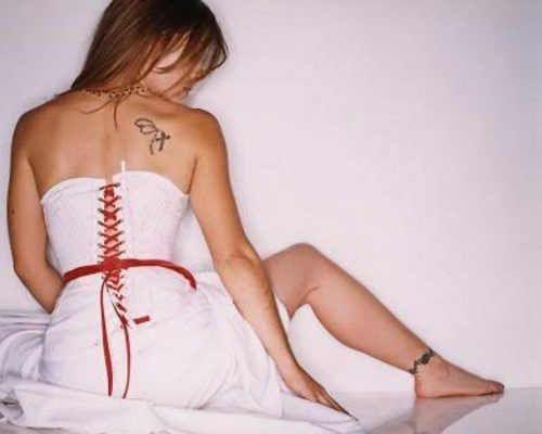 Alyssa Milano Tattoos Celebrity Tattoos Women Celebrity Tattoos