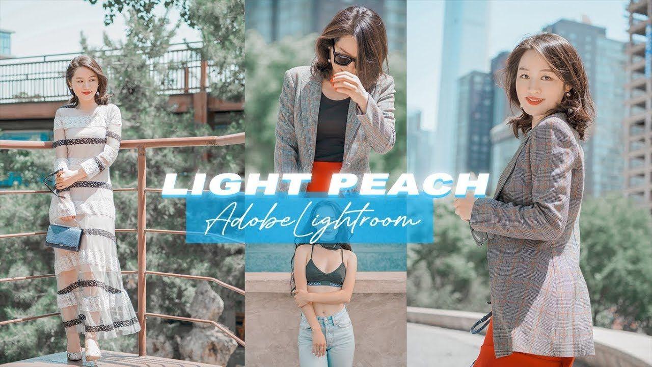 Rumus Lightroom Light Peach Edit Foto Instagram In 2020 Photo Editing Lightroom Light Peach