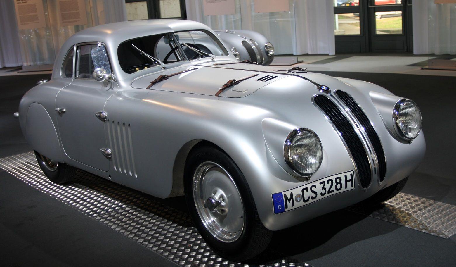 1939 BMW 328 Mille Miglia Touring Coupe | Autos - BMW | Pinterest ...