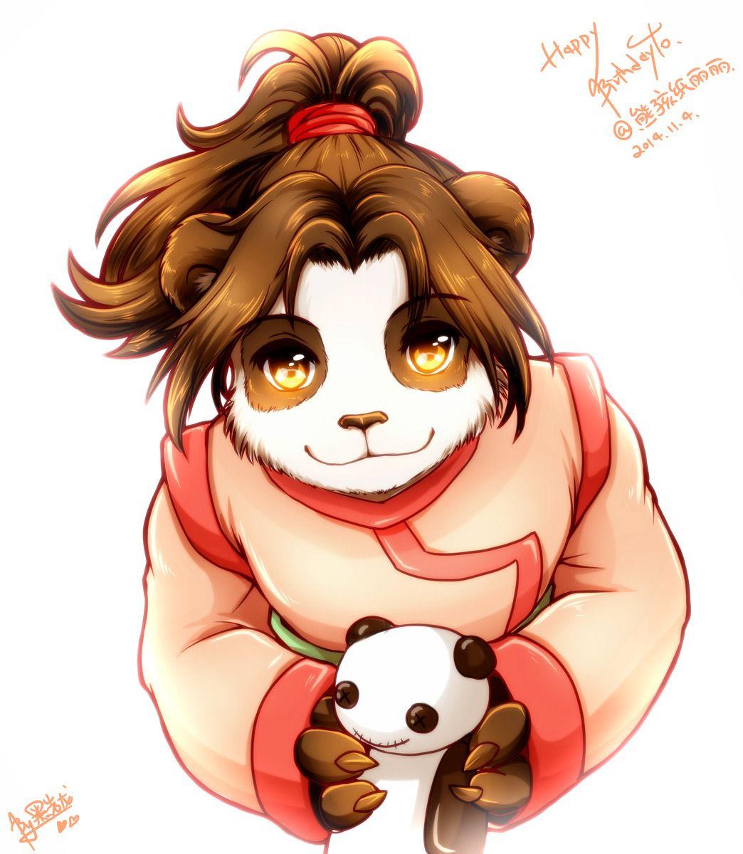 Image Gallery Lili Stormstout Furry Art Panda Art Monster Design