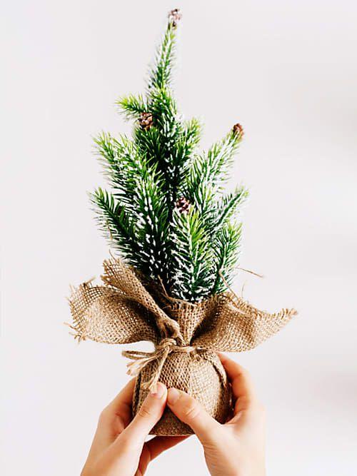 Tischdeko Weihnachten: 13 coole & einfache Tipps