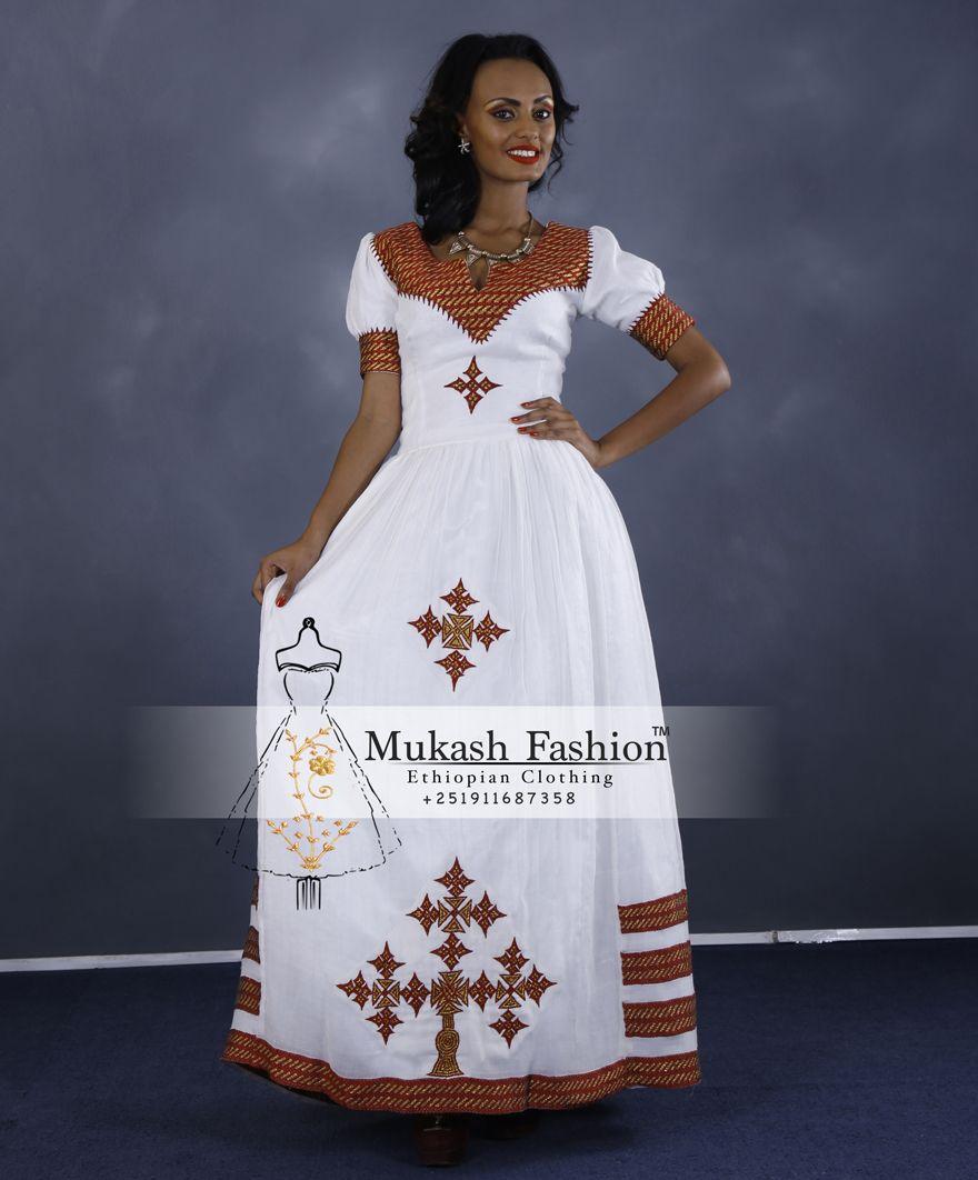 Image result for habesha kemis | Traditional Clothing