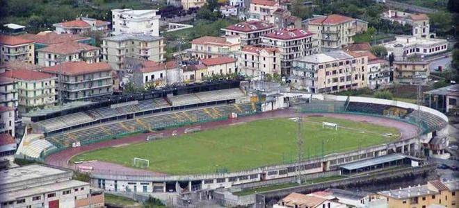 CAVA DEI TIRRENI  stadio LAMBERTI   cavese fc
