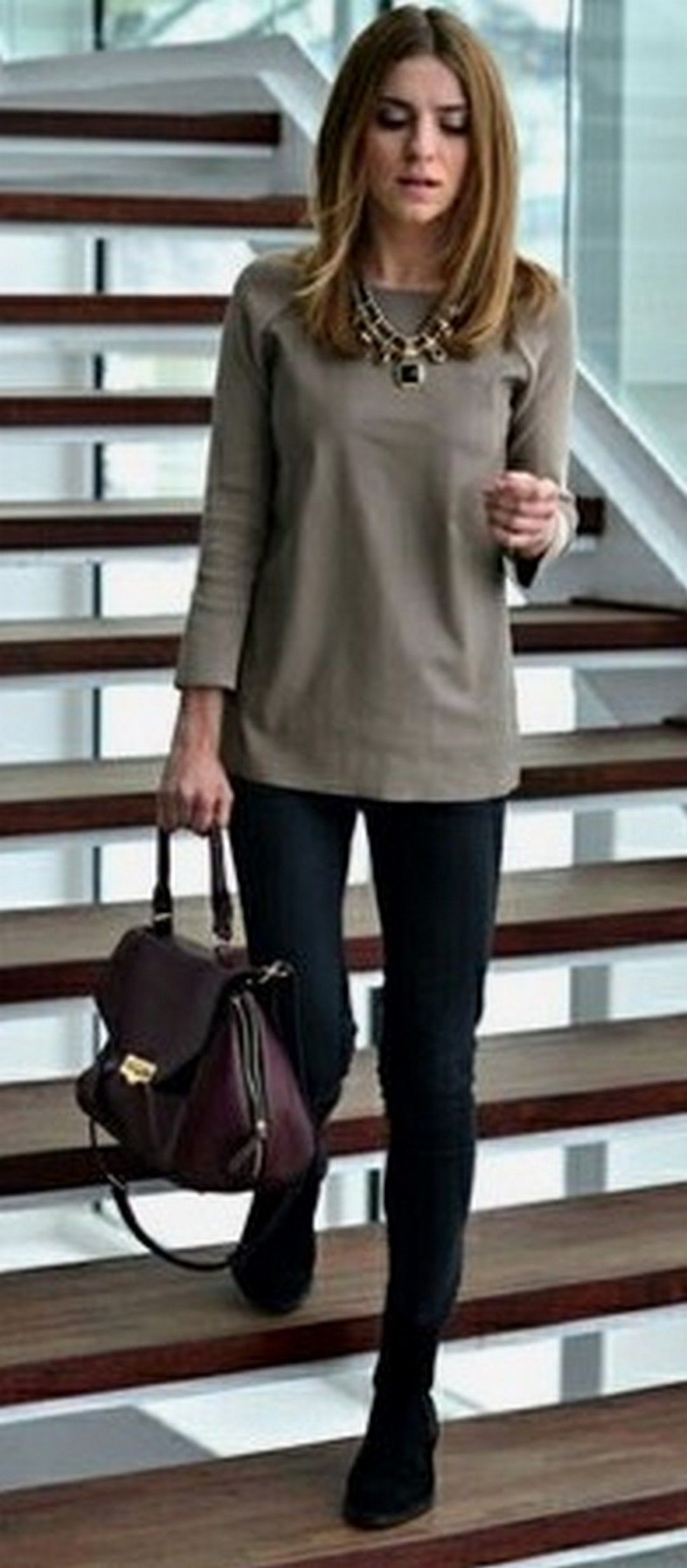 581fbb80ad 60+ Simple and Perfect Interview Outfit Ideas
