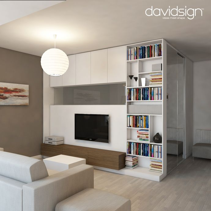 Looking For Apartments: How To Make A Small Apartment Look Larger By Davidsign