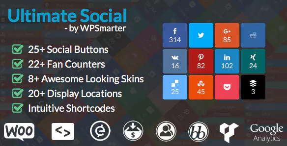 The 15 Best Social Media Plugins for WordPress to Boost Your Traffic 12