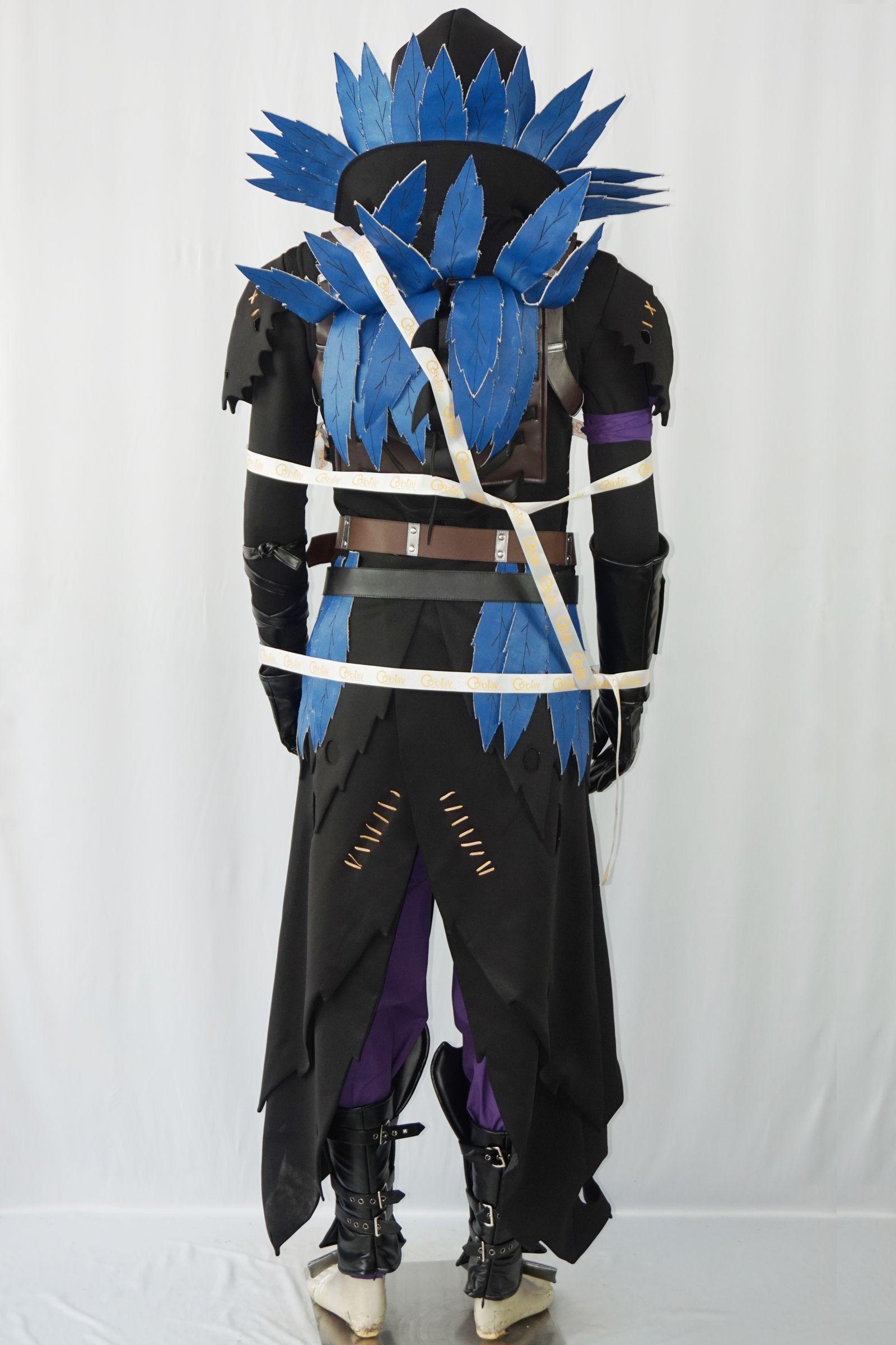 Fortnite Raven Cosplay Costumes Cosplaymagic Com Kadezo Raven