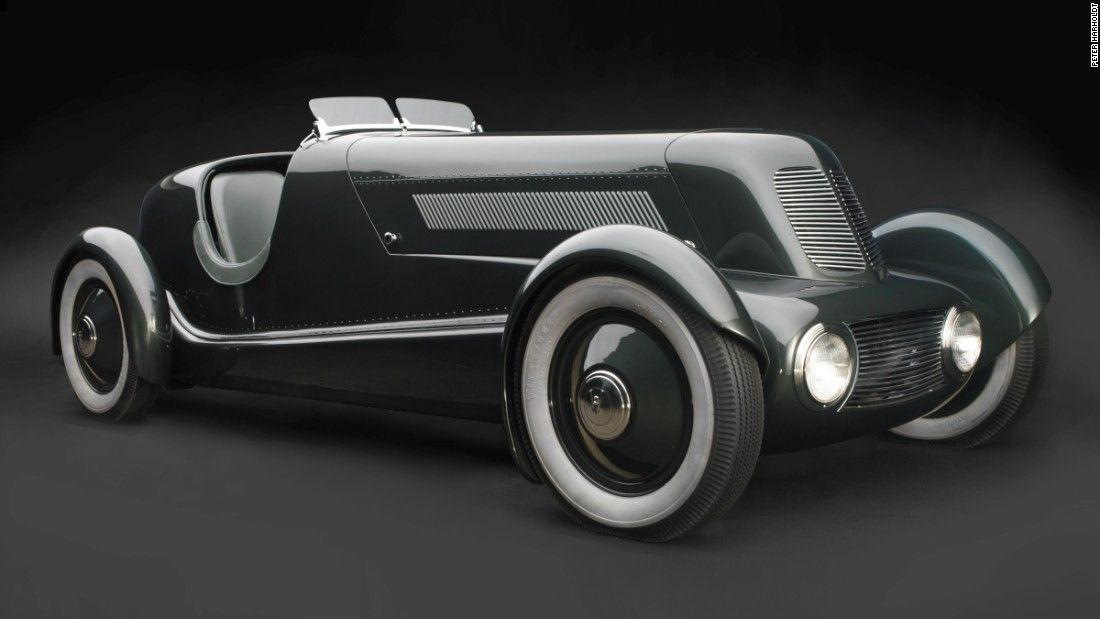 This Vehicle Was Designed For The President Of Ford Motor Company