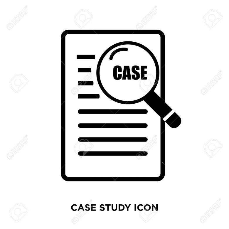 18 Case Study Icon Case Study Icon Computer Icon