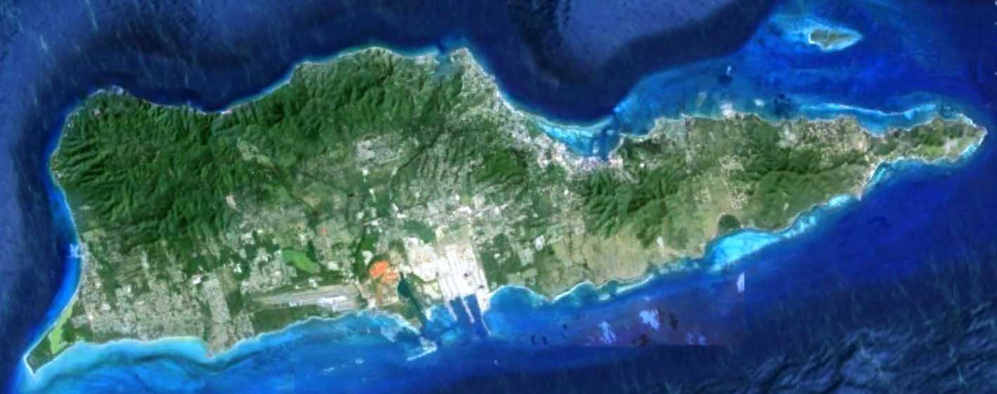 Google Map Of St Croix US Virgin Islands For More St Croix Map - Us virgin islands map google