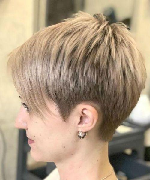 Exclusive Short Pixie Haircut Styles 2019 For Women That Will Amaze Everyone Pixie Haarschnitt Haarschnitt Pixie Frisur