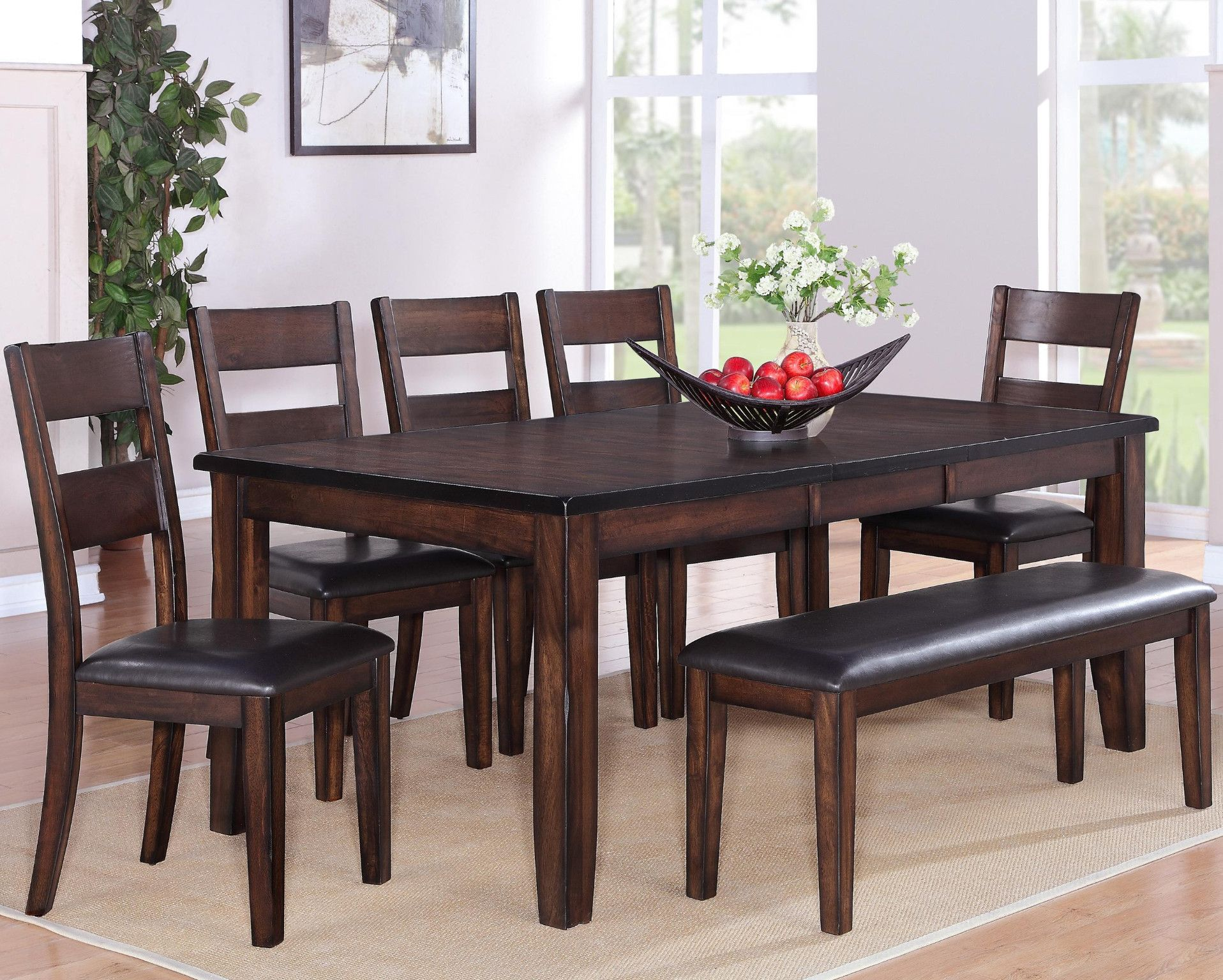 Maldives 5 Piece Dinette Table And 4 Chairs 69900 45900 42