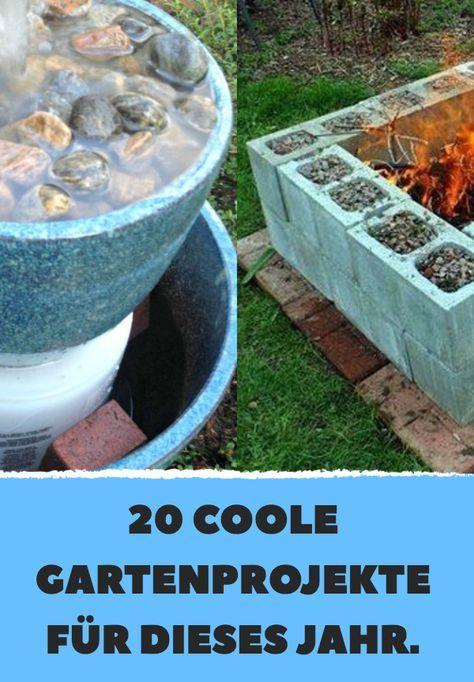Photo of 20 coole Gartenprojekte für die nächste Saison