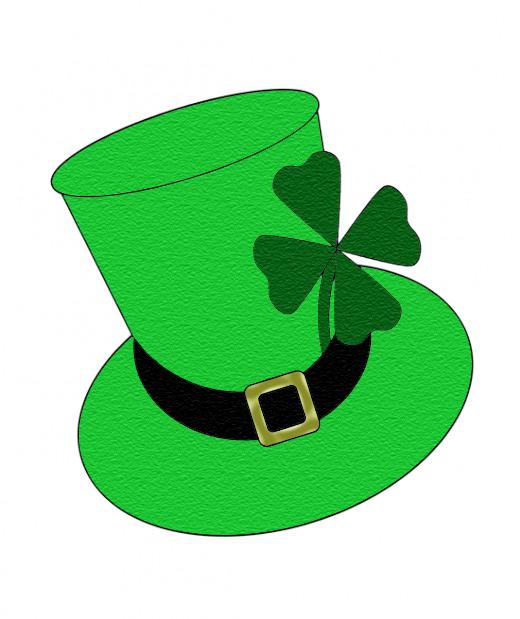 Free St Patrick S Day Shamrocks Clip Art Images St Patricks Day Clipart Clip Art St Patrick S Day Crafts