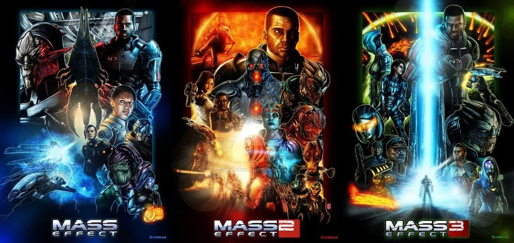 Mass Effect Wallpaper Does Anyone Have This In 4k