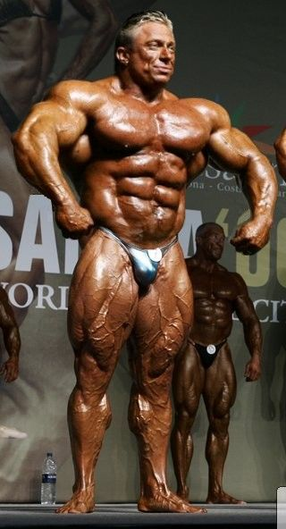 markus ruhl | BODY BUILDING LEGENDS & INSPIRATIONS TO THE