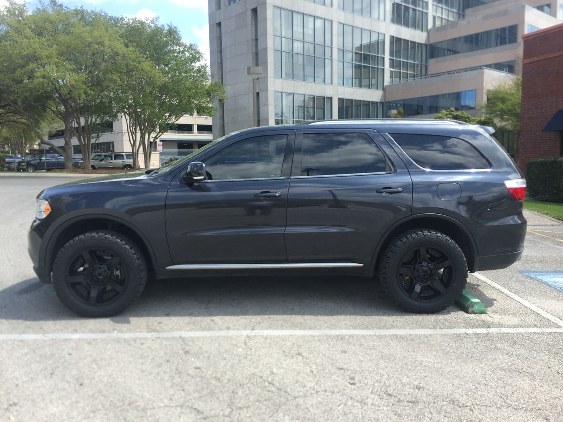 Pin by Miles Scritchlow on Off Road SUV's | Dodge durango