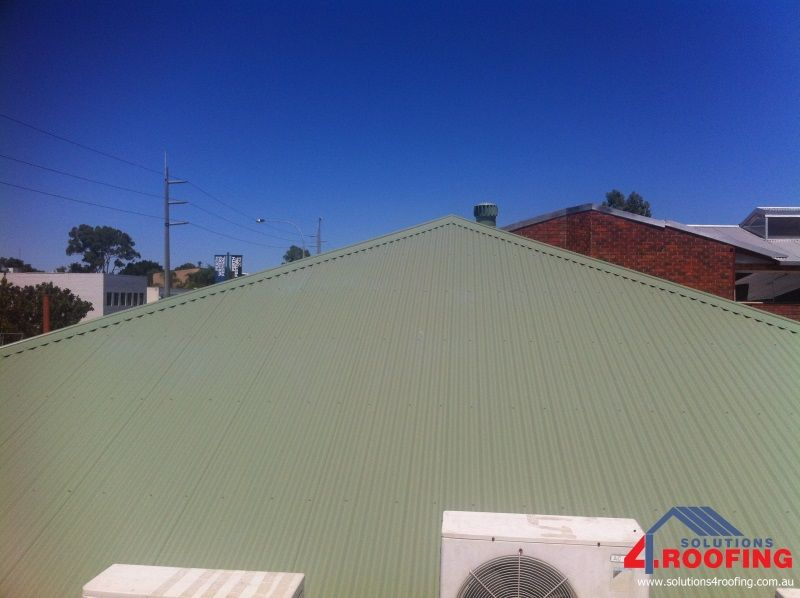 Metal Roofing Why Is Perth Choosing Colorbond Over The Rest Roofing Metal Roof Colorbond Roof