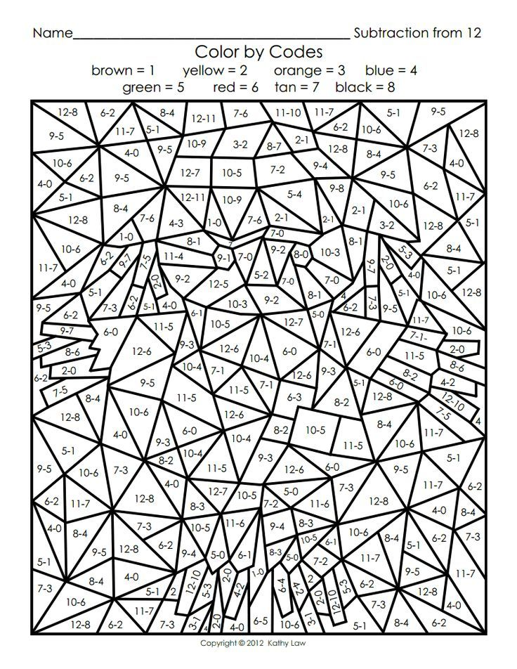 Color By Number For Adults Free Online Printable Coloring Pages, Sheets For  Kids. Get The Latest Free Color By Number For Adults Images, Favorite  Coloring ...