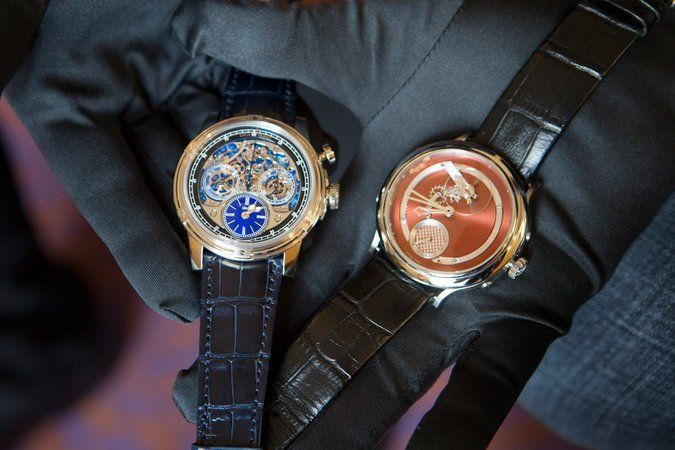 Independent Watch Brands Most At Risk In The Downturn The New York