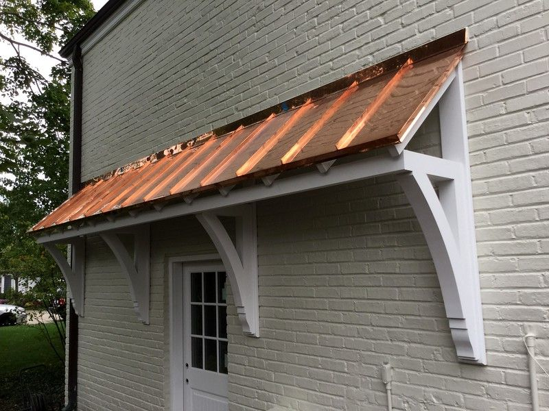 Custom Bracket with Roof Overhang prowood in 2020 (With