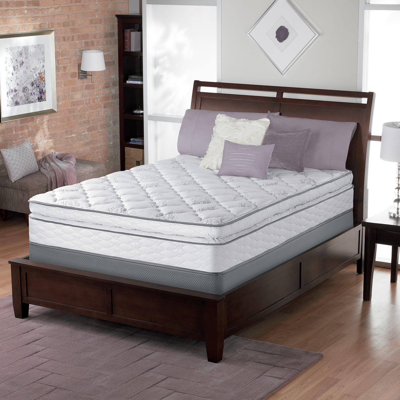 Serta Ballard Twin Mattress Affordable mattress