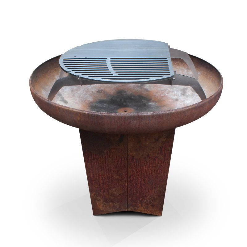 The award winning Barramundi BBQ  2013 – Silver Medal, International Fire & Food BBQ Awards 2011 – A' Design Award for Home Appliances Design on the Goanna Base.