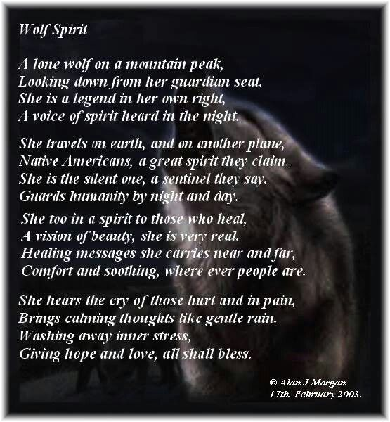 Women Who Run With The Wolves Quotes: Animals That I Love
