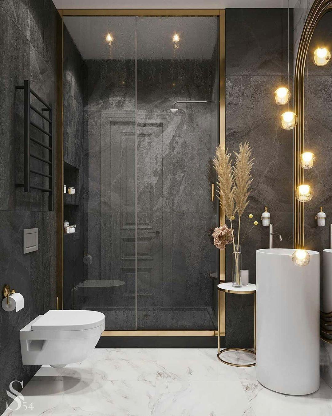 Pin By Chane Beukes On دورات مياه مودرن Bathroom Design Luxury Diy Bathroom Decor Bathroom Design