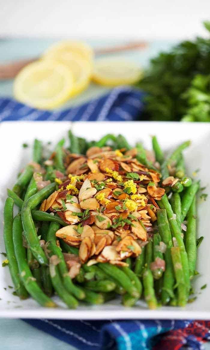Green Beans Almondine | Recipe | Green bean recipes, Green ...
