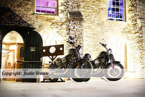 Harley Davidson Iron 883 by Meeee #JustinKrausePhotography
