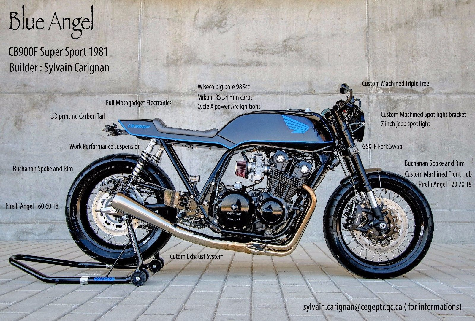 hight resolution of i wondered what i liked about the original concept of this bike the shape of the rear seat is made up of very contemporary lines i wanted to keep these