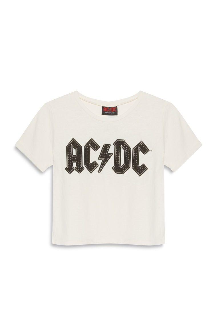 36e17b080880d Primark - ACDC T-Shirt